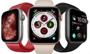 Инженеры сравнили «начинку» Apple Watch 5 и Apple Watch 4