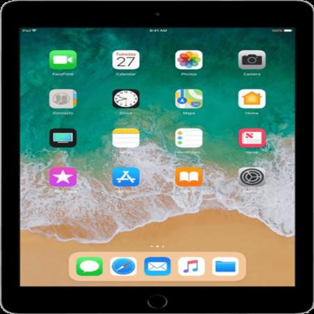 Замена передней камеры iPad 5
